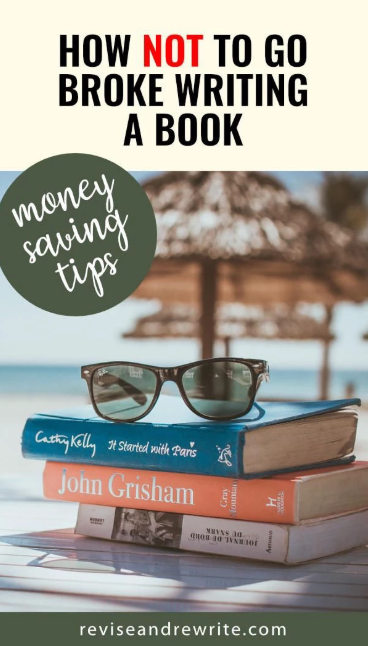 How to NOT Go Broke Writing a Book